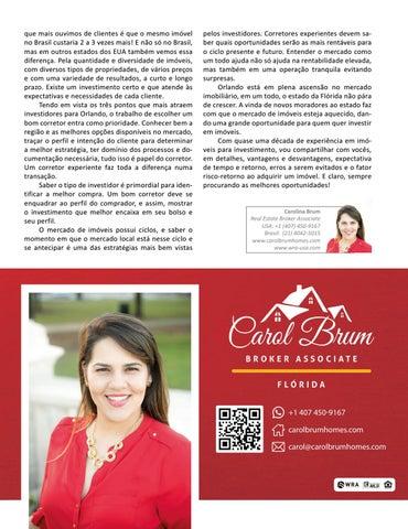 Page 15 of ORLANDO, NA MIRA DOS INVESTIDORES
