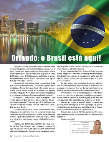 Page 24 of ORLANDO: O BRASIL ESTÁ AQUI