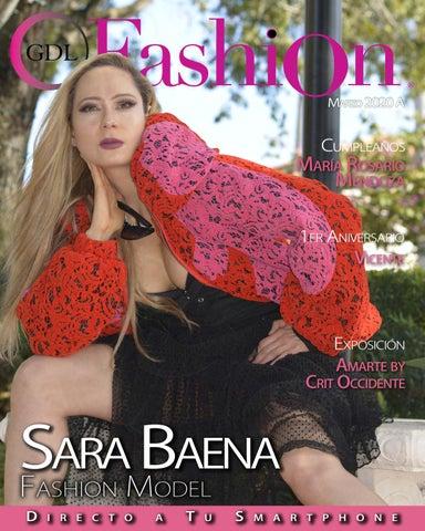 Page 1 of Sara Baena GDLFashion