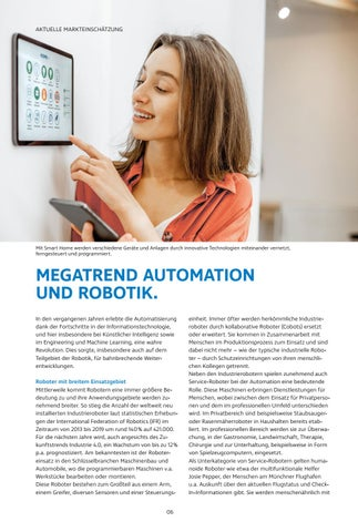 Page 6 of Megatrend Automation  und Robotik