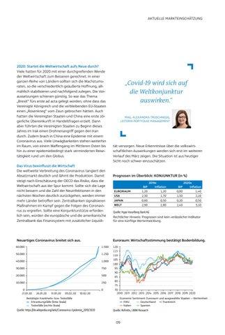 Page 9 of Weltwirtschaft: Bremseffekte wollen nicht weichen