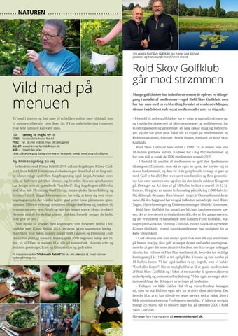 Page 28 of Vild mad | Rold Skov Golfklub