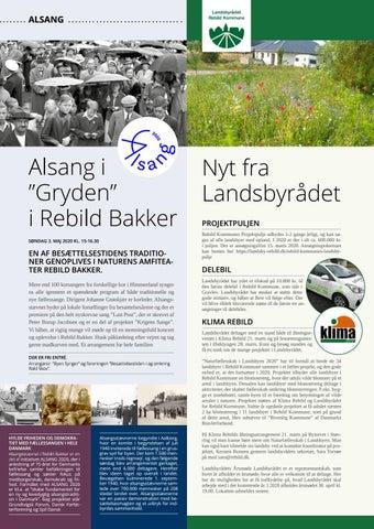 Page 30 of Alsang | Nyt fra Landsbyrådet