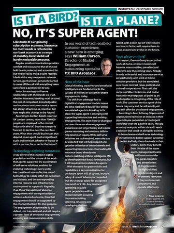 Page 17 of Is it a bird? Is it a plane? No, it's Super Agent