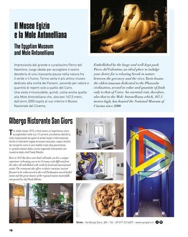 Page 20 of Il Museo Egizio e