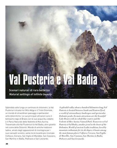 Page 32 of Val Pusteria e Val Badia