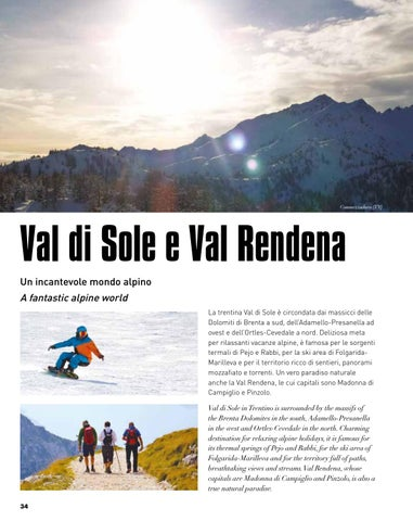 Page 36 of Val di Sole e Val Rendena