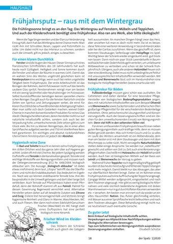 Page 18 of Frühjahrsputz