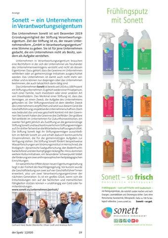 Page 19 of Frühjahrsputz