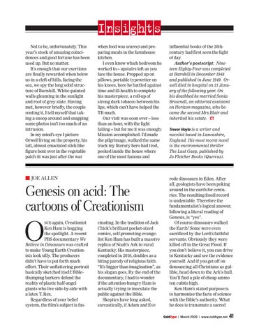 Page 41 of Genesis on acid: The cartoons of Creationism