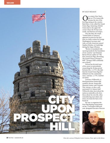 Page 20 of A CITY UPON PROSPECT HILL