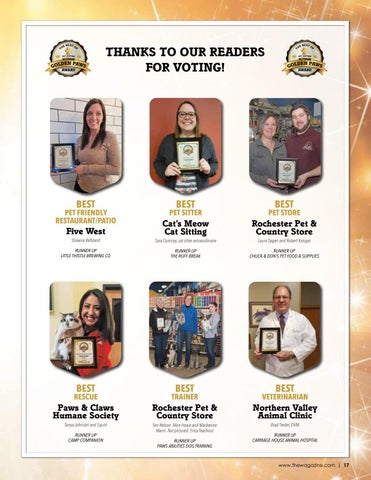 Page 17 of Golden Paws Award Winners