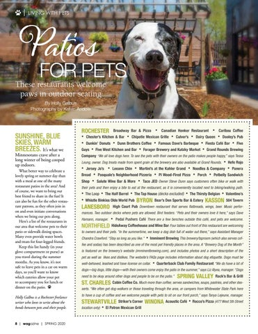 Page 8 of Patios for Pets