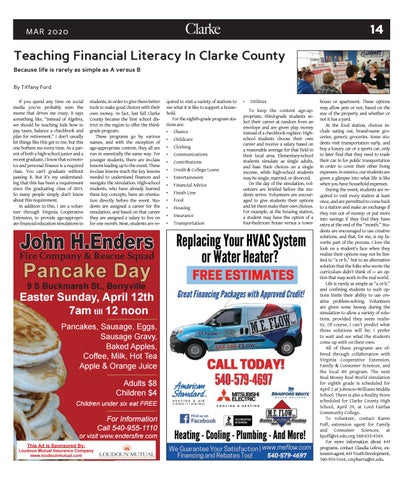Page 14 of Teaching Financial Literacy In Clarke County