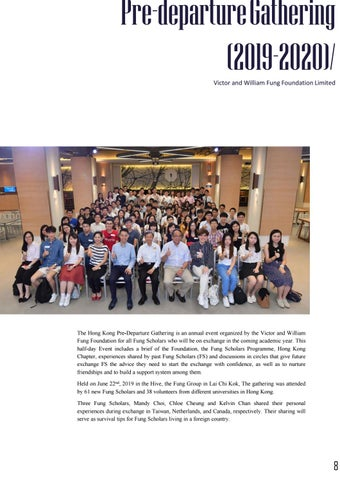 Page 12 of Pre departure Gathering (2019 2020