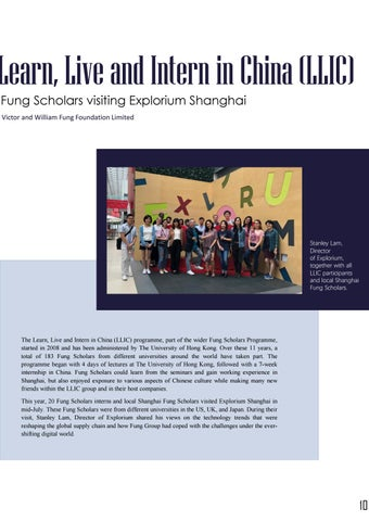 Page 14 of PIM Social Impact Internship for Fung Scholars (SIIFS), Beijing