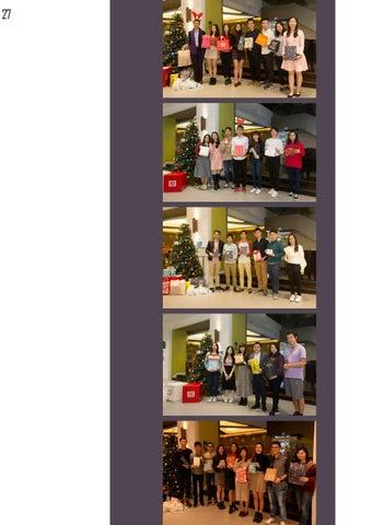Page 31 of Fung Scholars Hong Kong Annual Christmas Gathering 2019