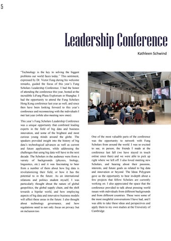Page 9 of Leadership Conference
