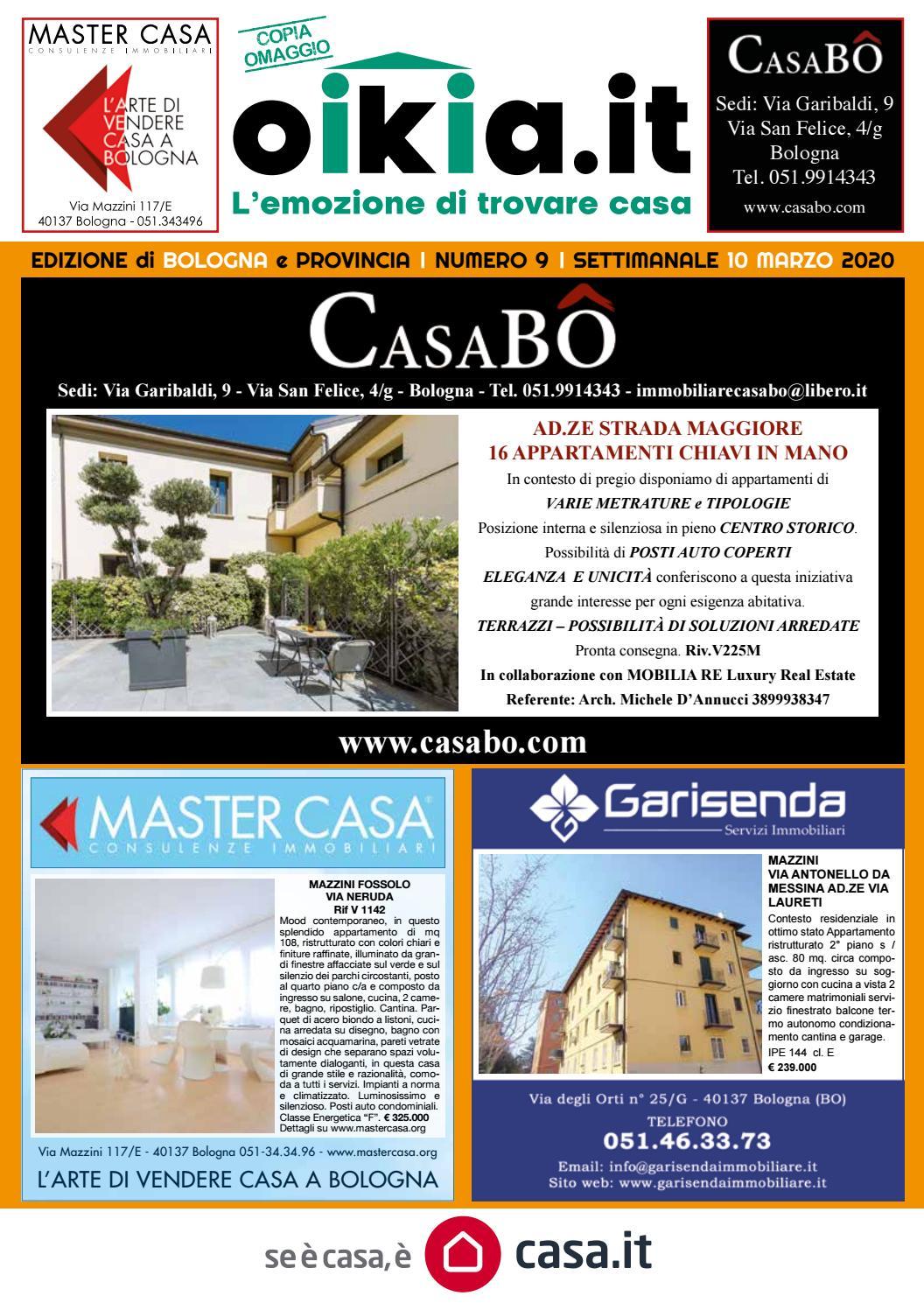 Spazio Vitale Studio Immobiliare oikia bologna 9 - 2020 by publidok s.r.l. - issuu
