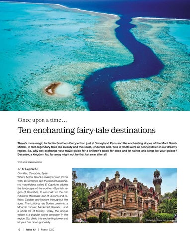 Page 10 of Ten enchanting fairy-tale destinations