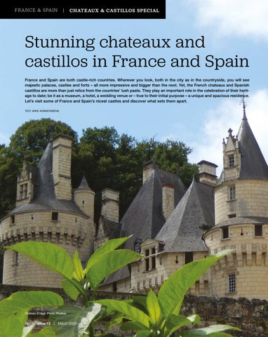 Page 16 of Stunning chateaux and castillos in France and Spain