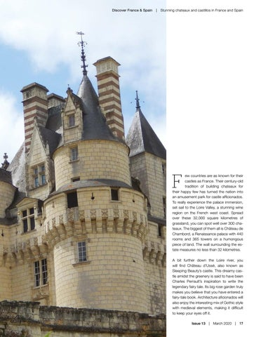 Page 17 of Stunning chateaux and castillos in France and Spain