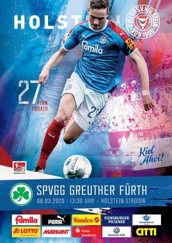 Holstein Kiel Spvgg Greuther Furth By Wolf Carow Issuu