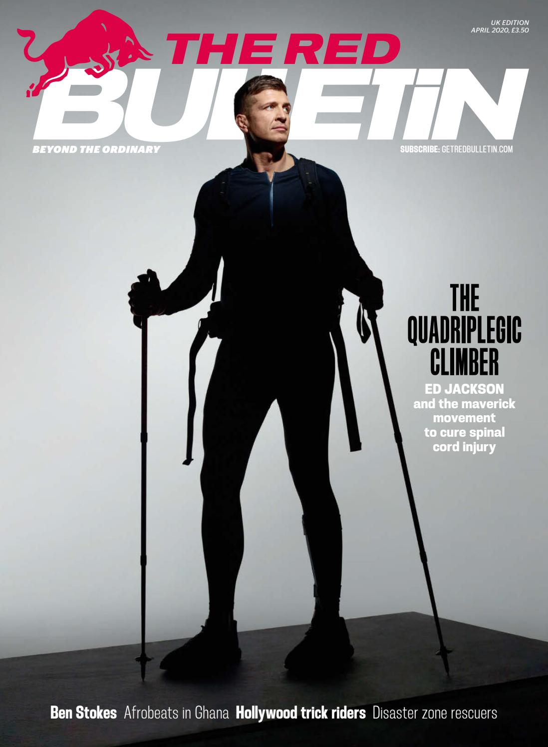The Red Bulletin Uk 04 20 By Red Bull Media House Issuu