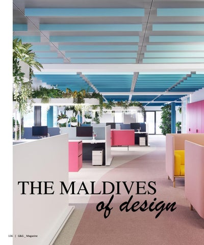 Page 136 of THE MALDIVES OF DESIGN