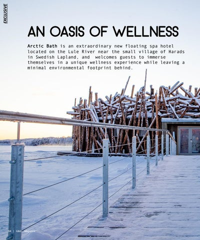 Page 94 of AN OASIS OF WELLNESS