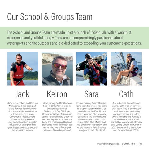 Page 26 of The school's team