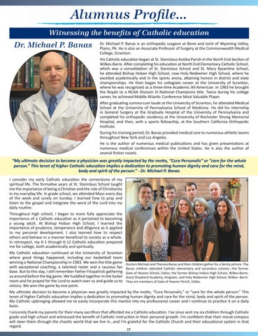 Page 17 of ALUMNUS PROFILE