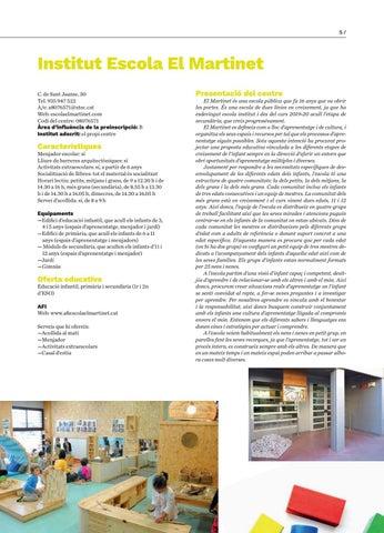 Page 5 of PàgInstitut Escola El Martinet