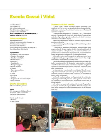 Page 9 of PàgEscola Gassó i Vidal