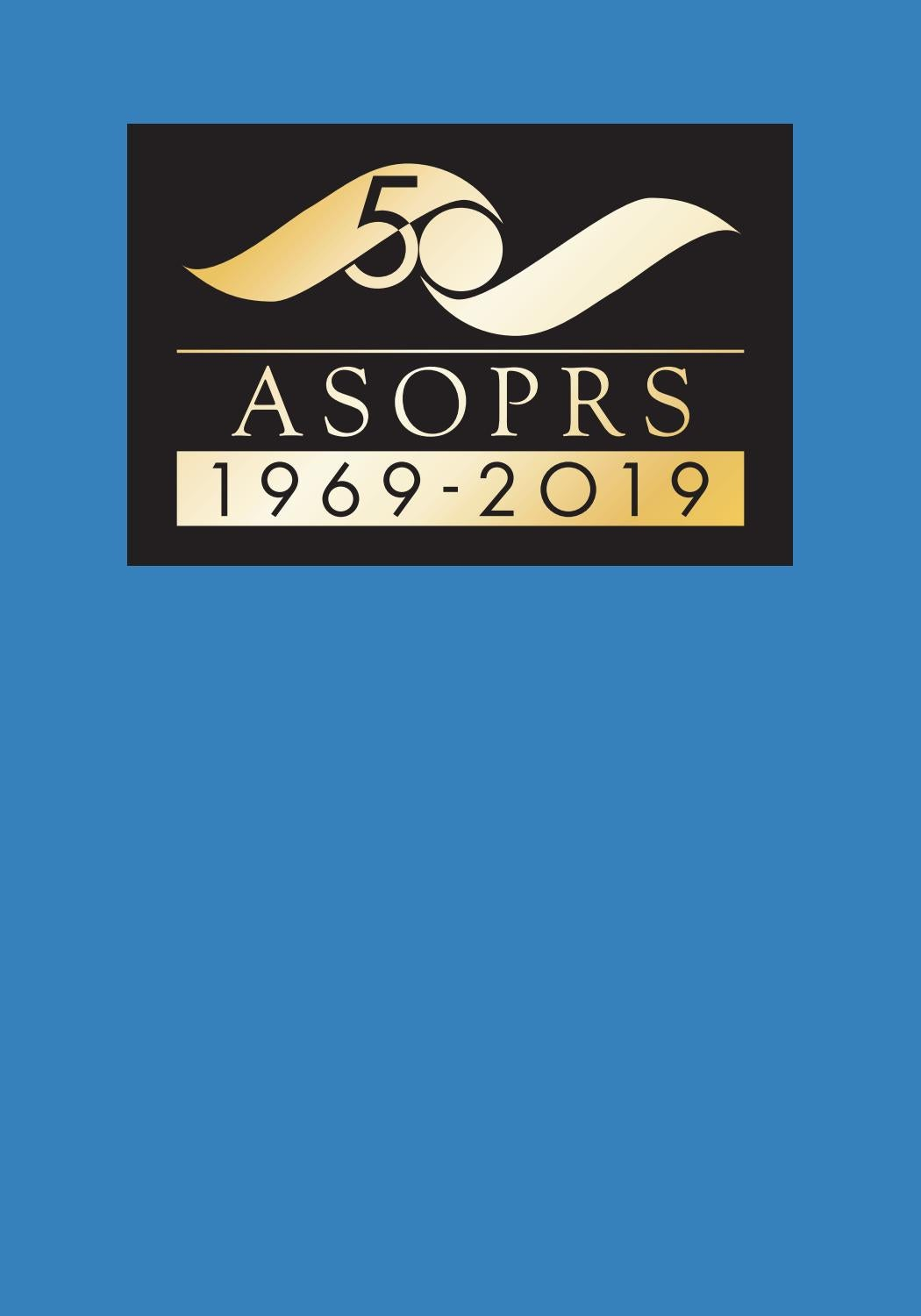 Hedendaags ASOPRS 50th Anniversary by NEXT Precision Marketing - issuu FT-86