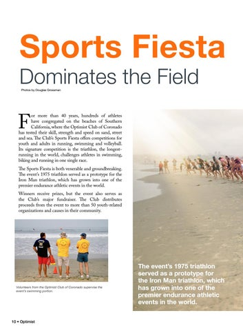 Page 12 of Sports Fiesta—A legacy of athleticism in Coronado, California