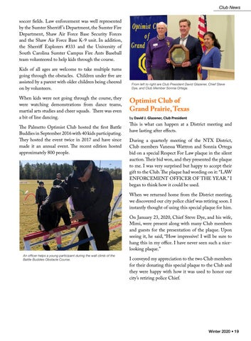 Page 21 of Club News