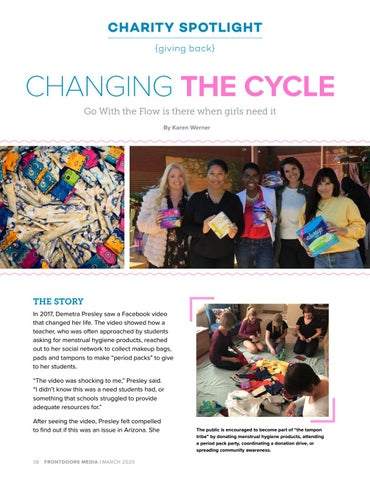 Page 40 of CHARITY SPOTLIGHT