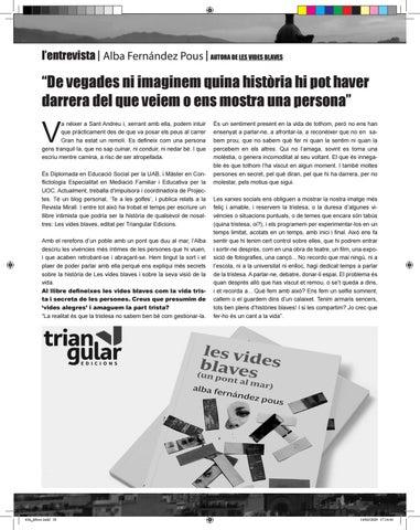Page 10 of ENTREVISTA A ALBA FERNÁNDEZ POUS