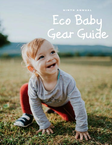 Page 21 of ECO BABY GEAR GUIDE