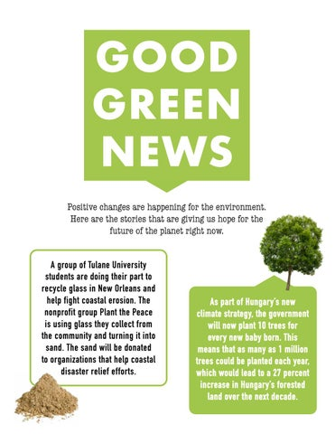 Page 40 of GOOD GREEN NEWS