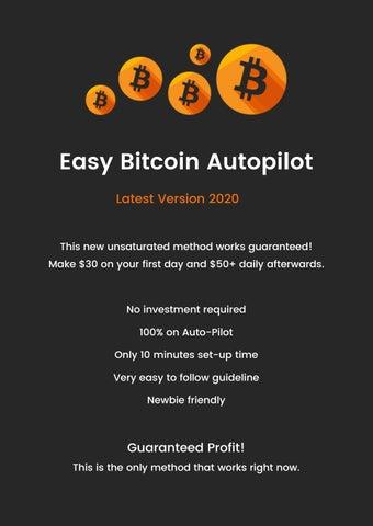 earn bitcoin easy way