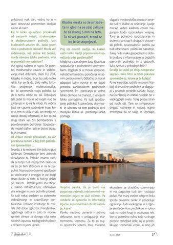 Page 17 of Podnebne spremembe: Meritve ne lažejo