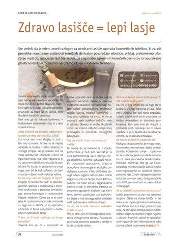 Page 24 of Dober spanec za boljše rezultate