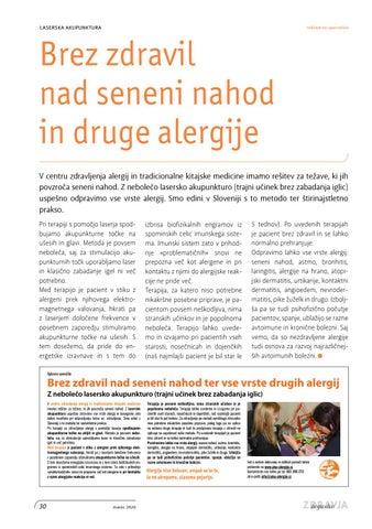 Page 30 of Brez zdravil nad seneni nahod in druge alergije