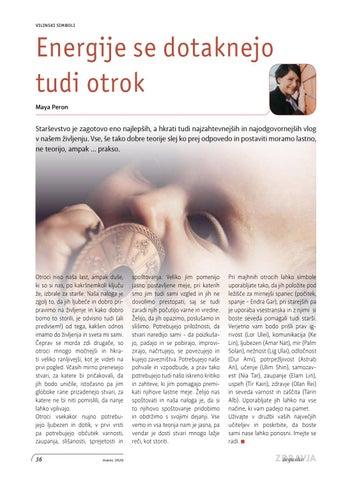 Page 36 of Energije se dotaknejo tudi otrok