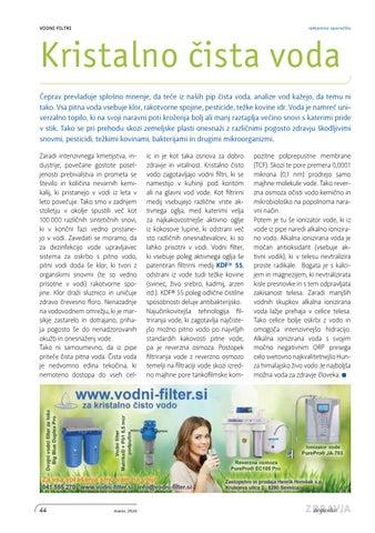 Page 44 of Kristalno čista voda