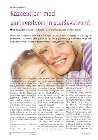 Page 8 of Razcepljeni med partnerstvom in starševstvom?