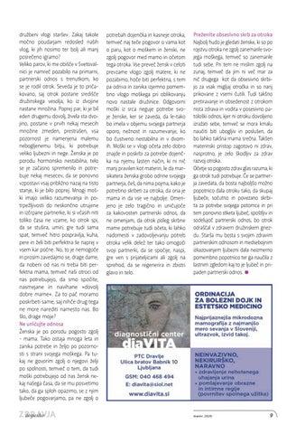 Page 9 of Razcepljeni med partnerstvom in starševstvom?