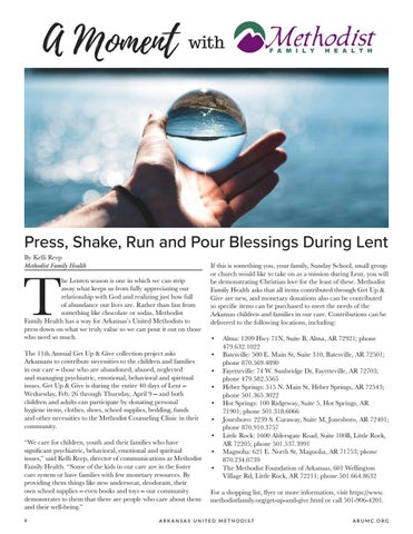 Page 10 of Press, Shake, Run and Pour Blessings During Lent